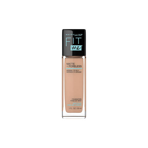 Maybelline Fit Me Matte + Poreless Foundation 30ml - 125 Nude Beige
