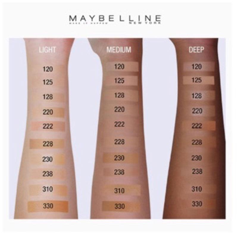 Maybelline Fit Me Matte + Poreless Foundation 30ml - 228 Soft Tan
