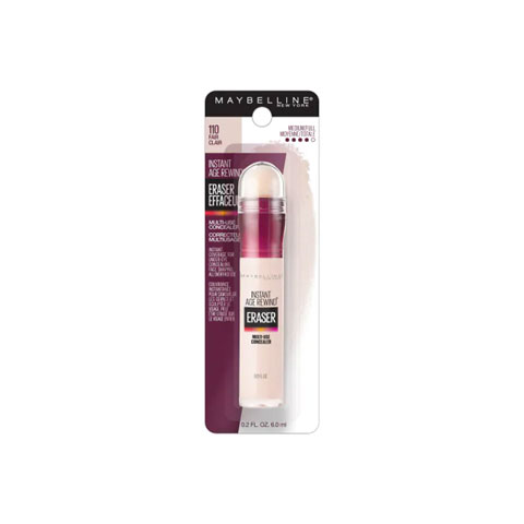 Maybelline Instant Age Rewind Eraser Dark Circles Treatment Concealer - 110 Fair