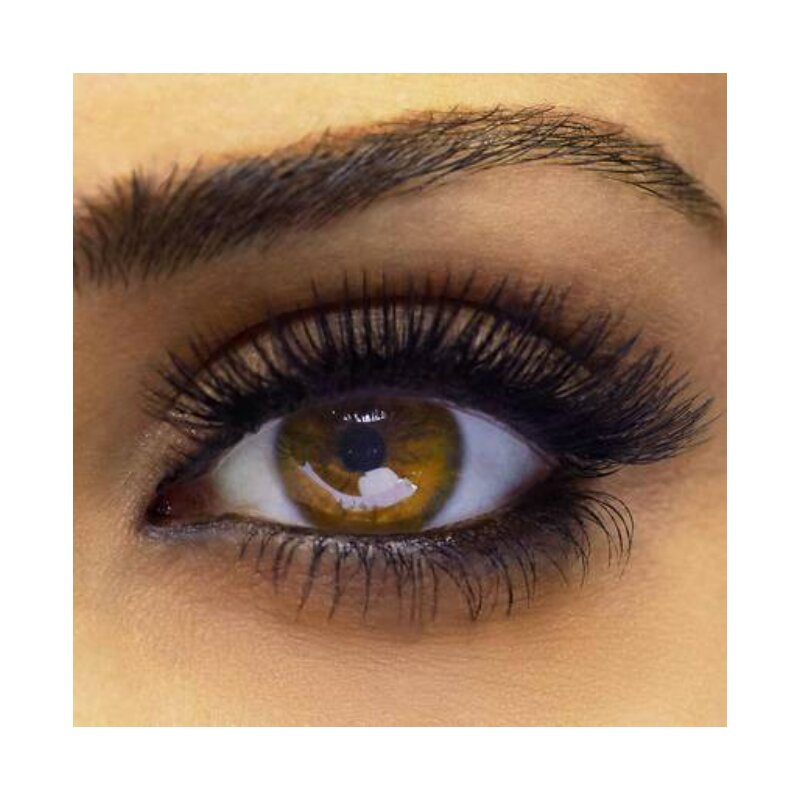 Maybelline Lash Sensational Luscious With Oil Blend Mascara - 07 Very Black / Noir