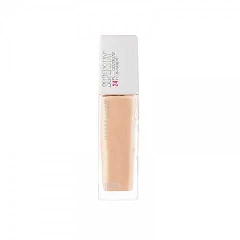 Maybelline Superstay 24hr Full Coverage Foundation 30ml - 112 Natural Ivory
