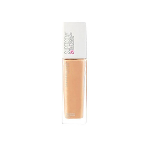 Maybelline Superstay 24hr Full Coverage Foundation 30ml - 128 Warm Nude