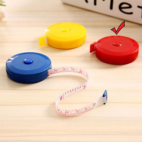 Measuring Tape - Red