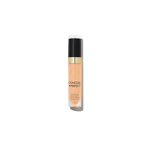 Milani Conceal + Perfect Longwear Concealer 5ml - 120 Light Vanilla