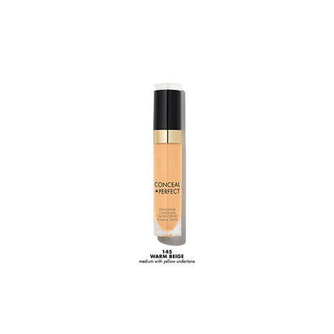 Milani Conceal + Perfect Longwear Concealer 5ml - 145 Warm Beige
