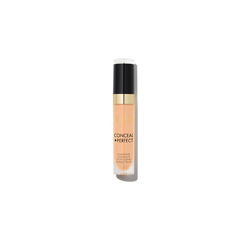 Milani Conceal + Perfect Longwear Concealer 5ml - 150 Natural Sand