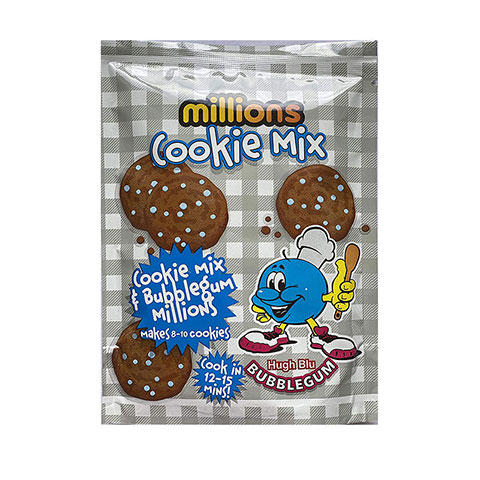 Millions Cookie Mix Bubblegum 180g