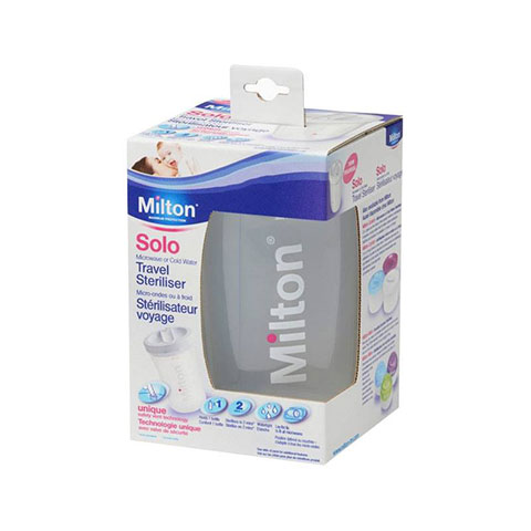 Milton Solo Travel Steriliser (0654)