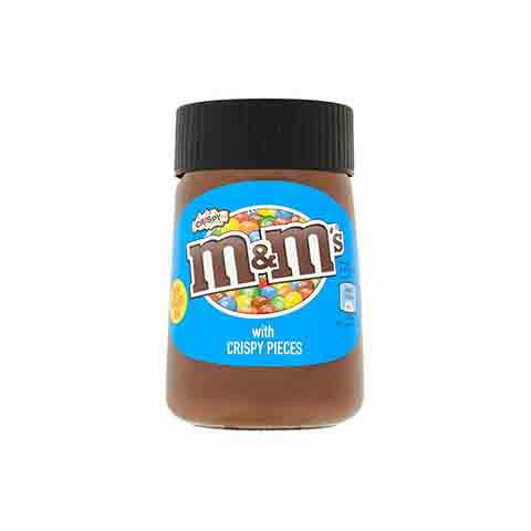M&M's Chocolate Spread with Crispy Pieces 350g