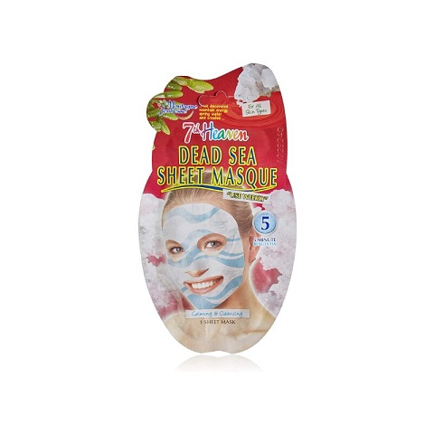 7th Heaven Montagne Jeunesse Dead Sea Sheet Masque