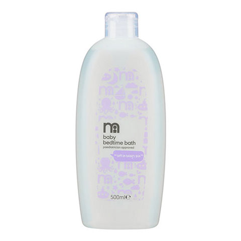 Mothercare Baby Bedtime Bath 500ml