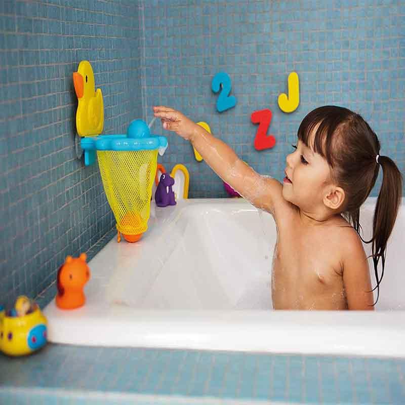 Munchkin Baby Bath Toy Duck Dunk 12m+ (4126)
