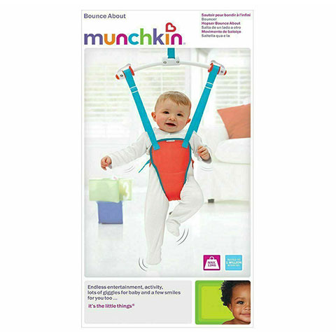 Munchkin Bounce About Baby Door Bouncer (5665)