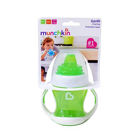 Munchkin Gentle First Cup 118ml - Green