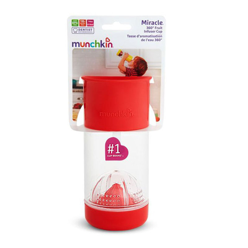 Munchkin Miracle 360 Fruit Infuser Cup (7812)