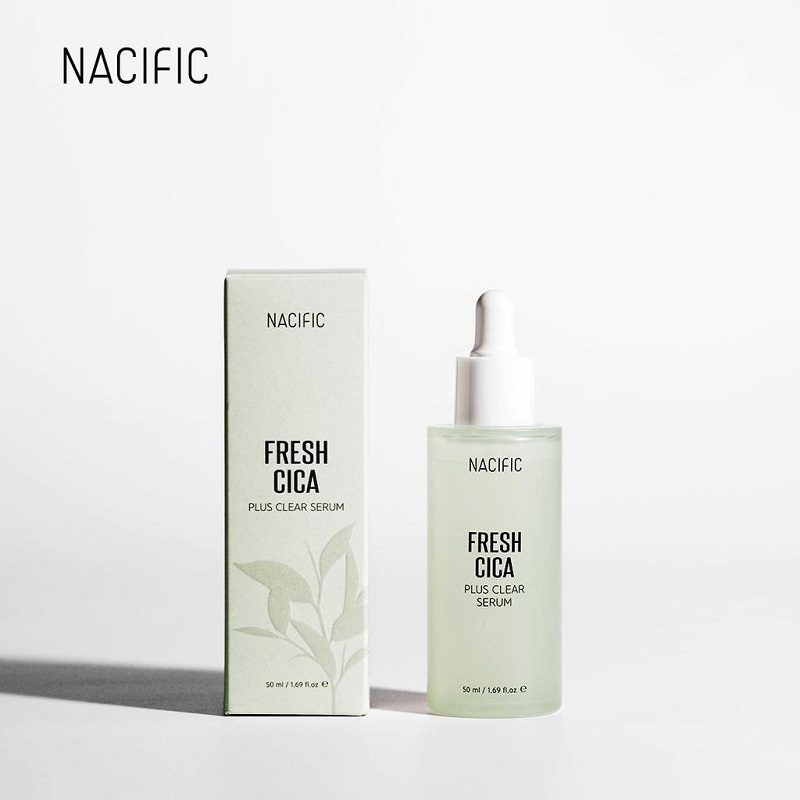 Nacific Fresh Cica Plus Clear Serum 50ml