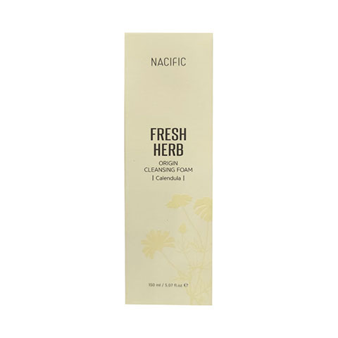 Nacific Fresh Herb Origin Cleansing Foam 150ml