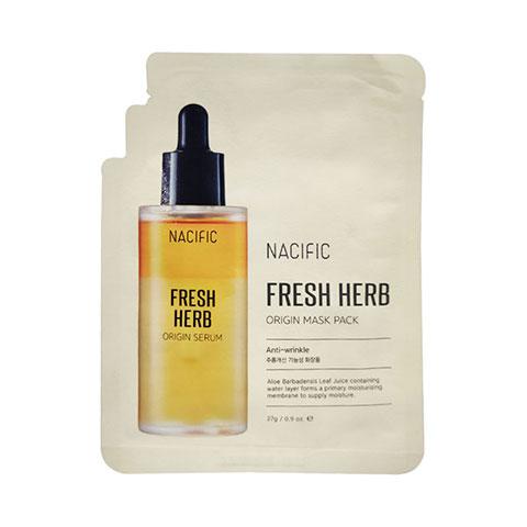 Nacific Fresh Herb Origin Mask Pack 27g