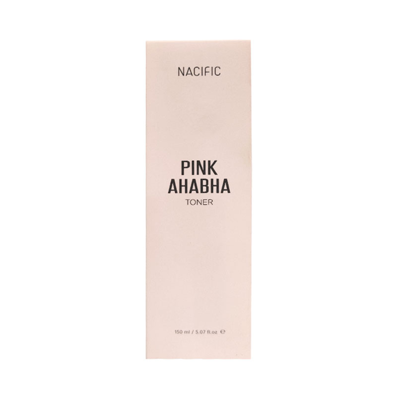 Nacific Pink AHA BHA Toner 150ml
