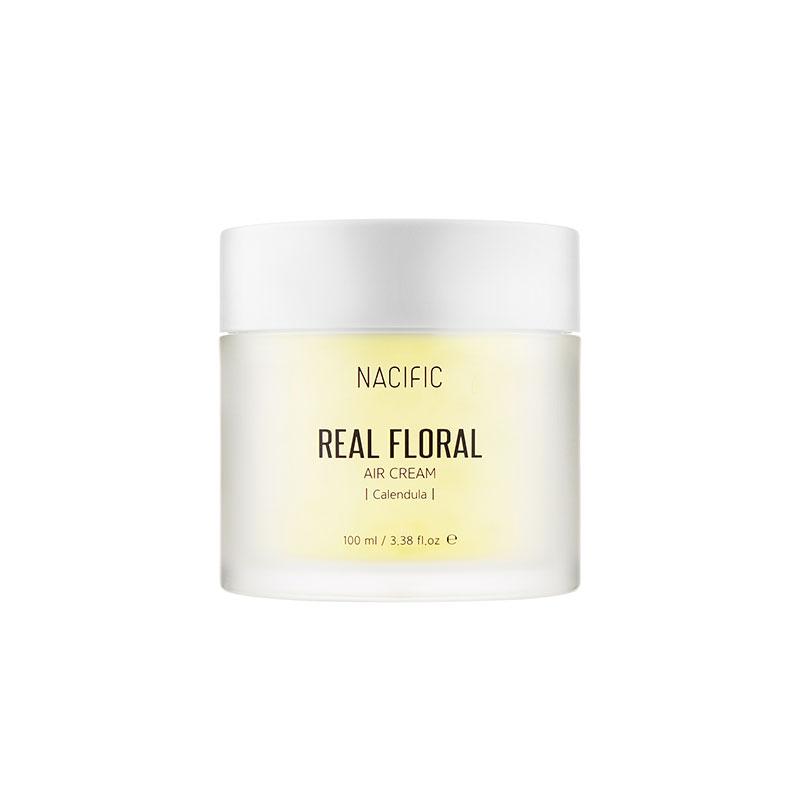 Nacific Real Floral Air Cream Calendula 100ml