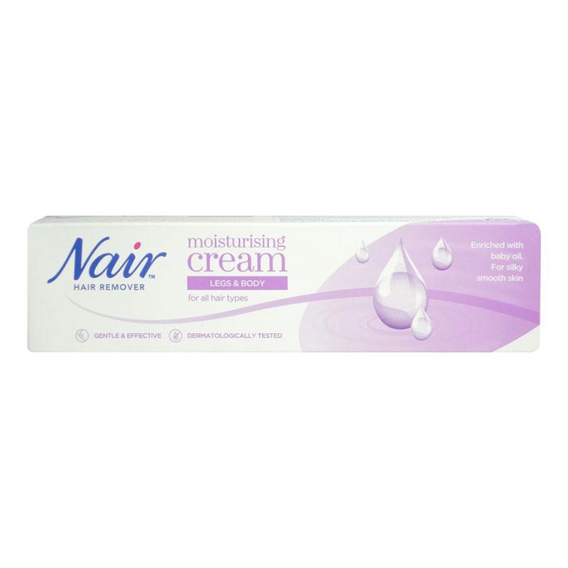 Nair Moisturising Hair Removal Cream 80ml