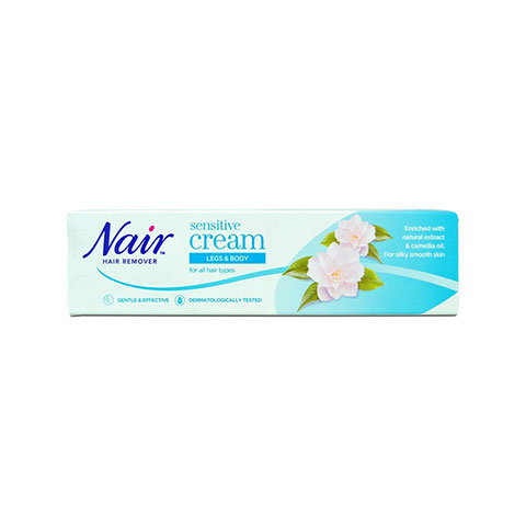 Nair Sensitive Hair Removal Cream 80ml