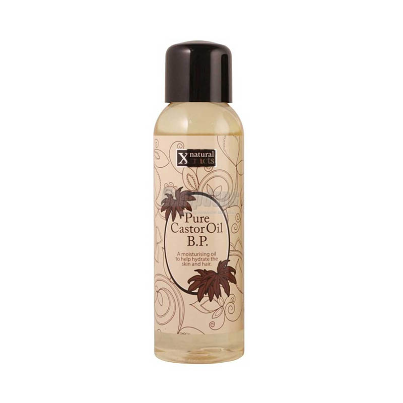 Natural Xtracts Pure Castor Oil 200ml