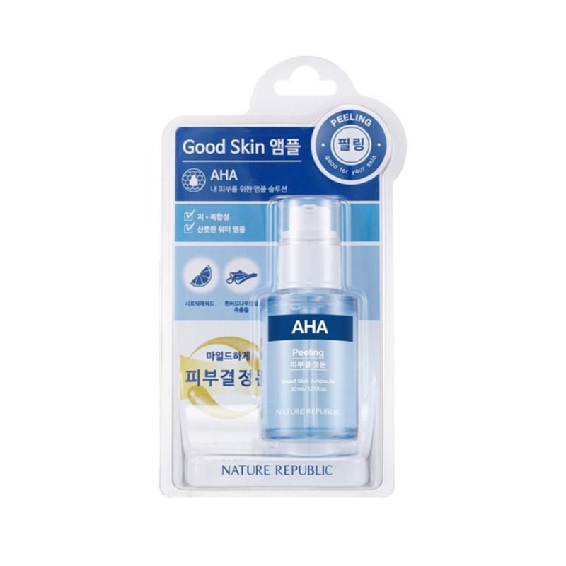 Nature Republic AHA Good Skin Ampoule 30ml - Peeling