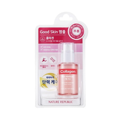 Nature Republic Collagen Good Skin Ampoule 30ml - Elasticity
