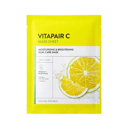 Nature Republic Vitapair C Mask Sheet 25ml
