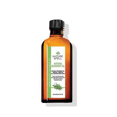 Nature Spell Rosemary Oil Treatment For Hair & Body 150ml