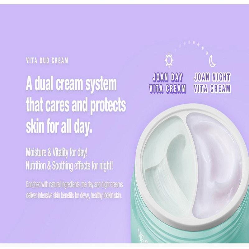 Neogen Vita Duo Cream Joan Day Joan Night 50g