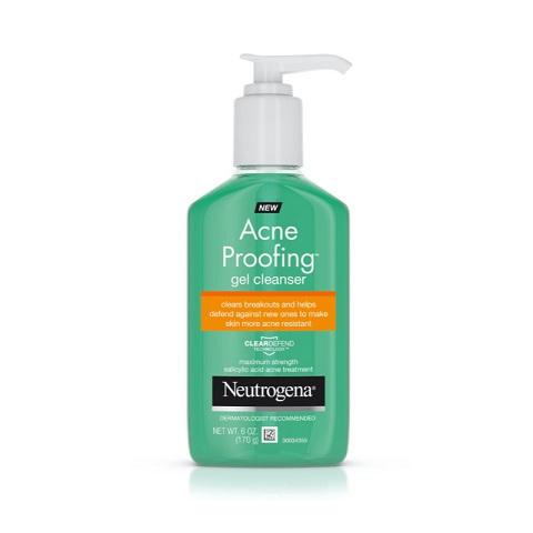 Neutrogena Acne Proofing Gel Cleanser 170g