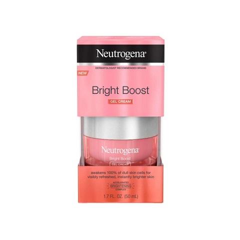 Neutrogena Bright Boost Brightening Gel Cream 50ml