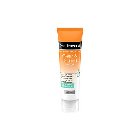 Neutrogena Clear & Defend Rapid Gel For Spot Prone Skin 15ml