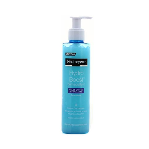 Neutrogena Hydro Boost Hydrating Milk Jelly Cleanser 200ml