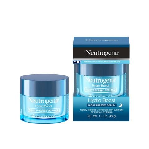 Neutrogena Hydro Boost Night Pressed Serum 48g