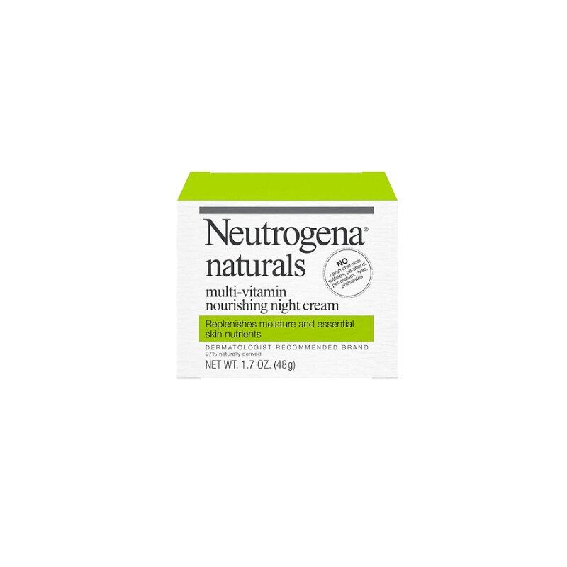 Neutrogena Naturals Multi Vitamin Nourishing Night Cream 48g