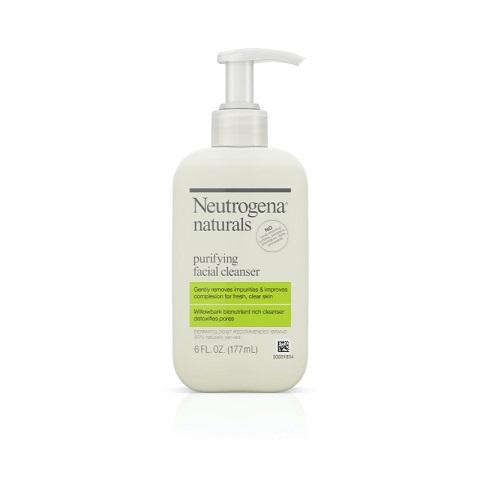 Neutrogena Naturals Purifying Facial Cleanser 177ml