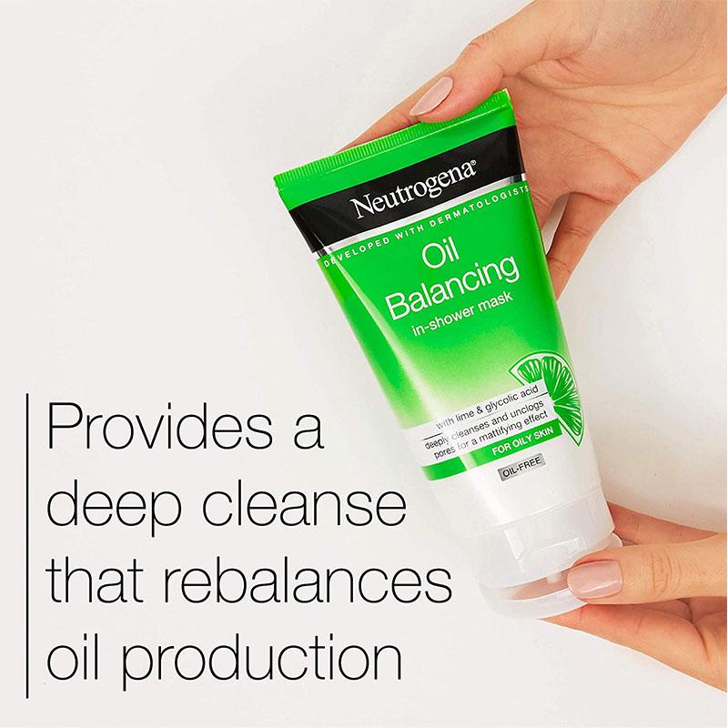 Neutrogena Oil Balancing In Shower Mask 150ml