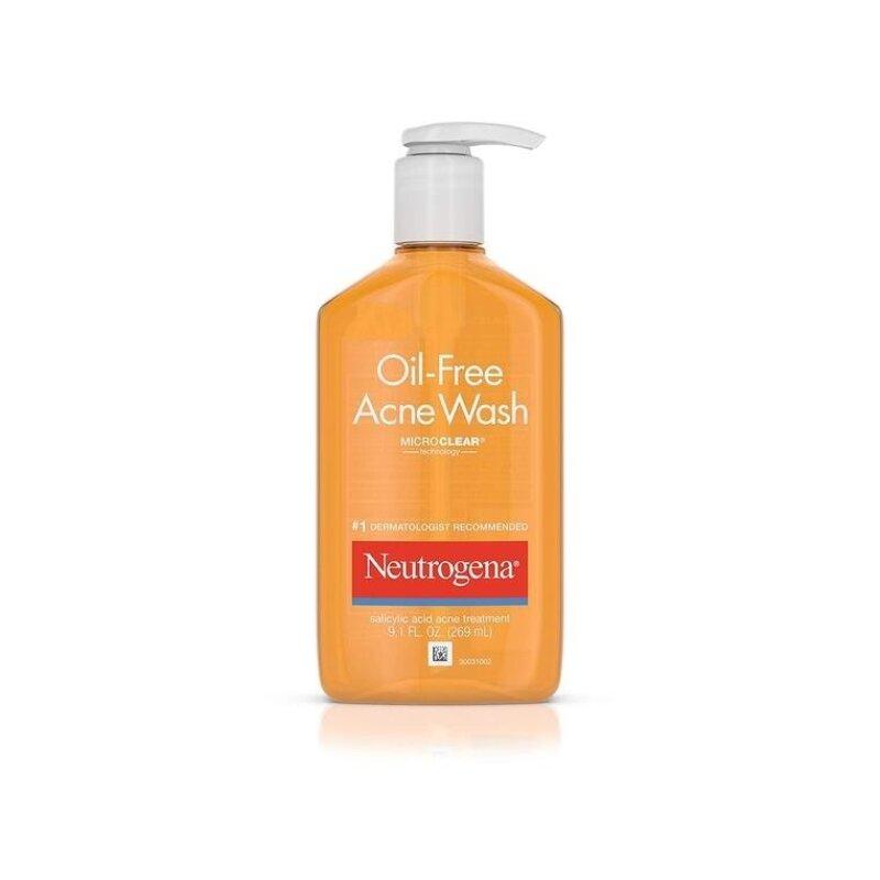 Neutrogena Oil Free Acne Wash 269ml