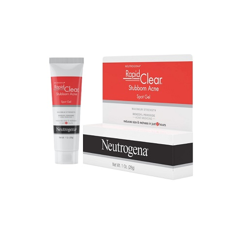 Neutrogena Rapid Clear Stubborn Acne Spot Gel 28g
