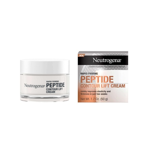 Neutrogena Rapid Firming Peptide Contour Lift Face Cream 50ml