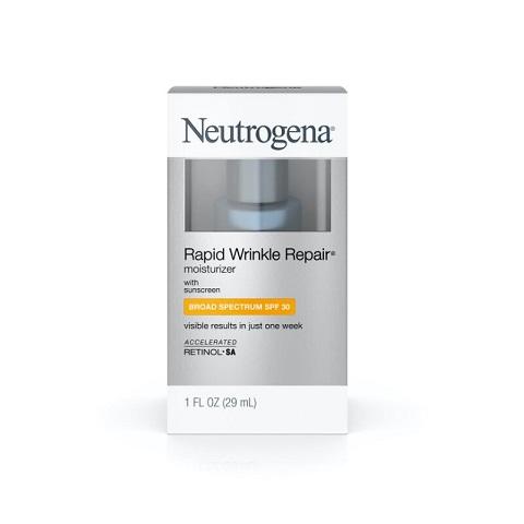 Neutrogena Rapid Wrinkle Repair Moisturizer 29ml - SPF 30