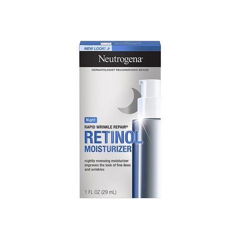 Neutrogena Rapid Wrinkle Repair Retinol Night Moisturizer 29ml