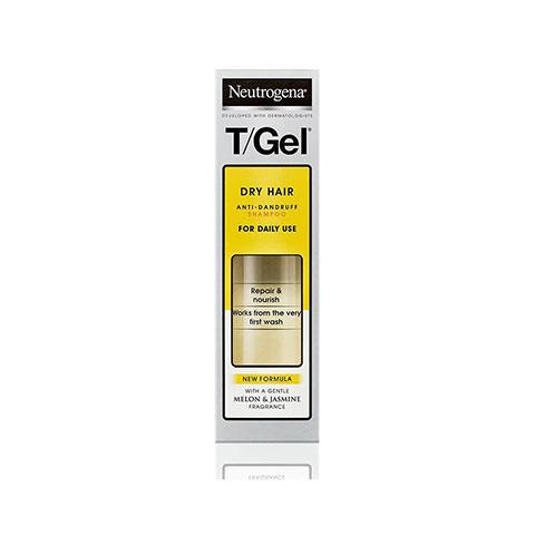 Neutrogena T-Gel Dry Hair Anti-Dandruff Shampoo 125ml