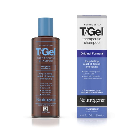 Neutrogena T-Gel Therapeutic Shampoo Original Formula 130ml