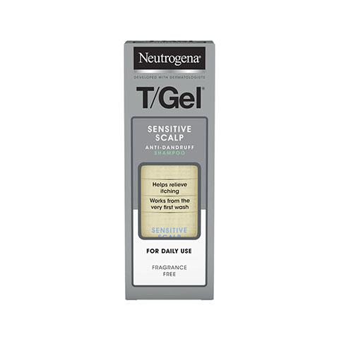 Neutrogena T/Gel Sensitive Scalp Anti-Dandruff Shampoo 125ml