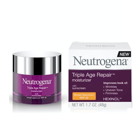 Neutrogena Triple Age Repair Moisturizer 48g - SPF 25
