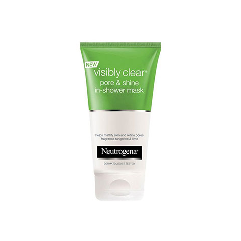Neutrogena Visibly Clear Pore & Shine In-Shower mask 150ml